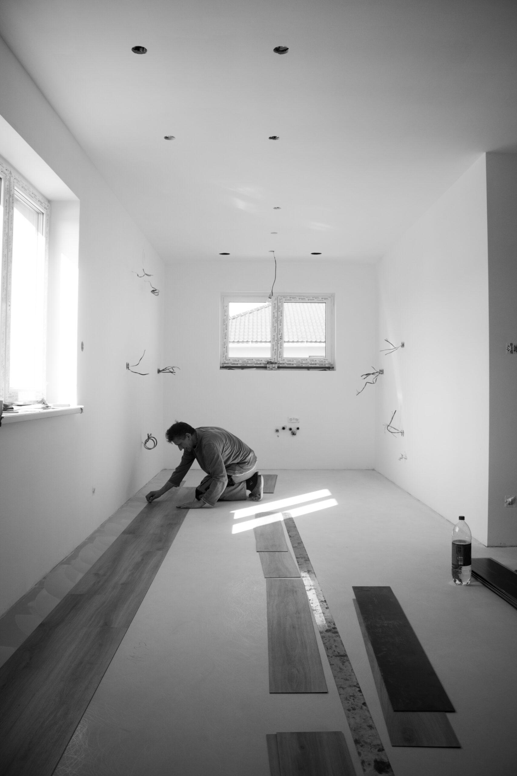 Põranda paigaldamine